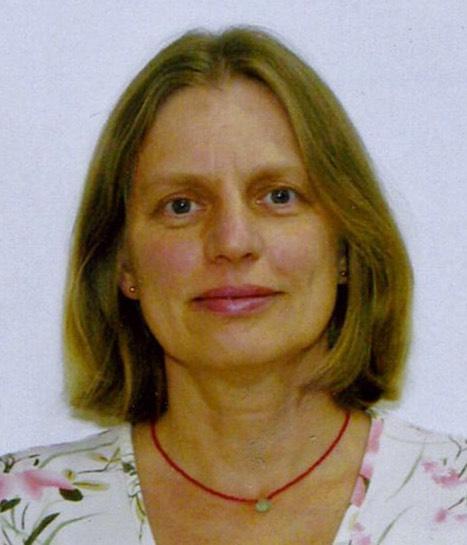 Annette Naber, Ph.D.
