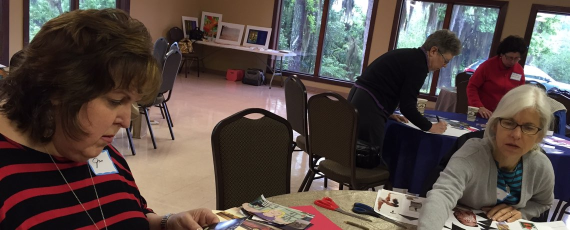 Pictures from Women in Midlife Retreat